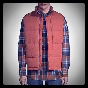 St John's Bay puffer vest